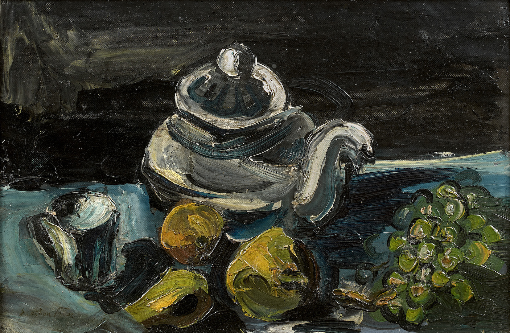 Emile othon friesz nature morte tableau - Nature morte a imprimer ...