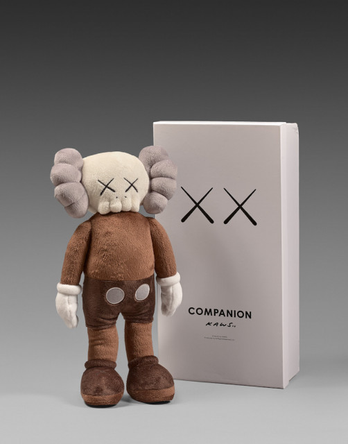 Kaws, Plush companion