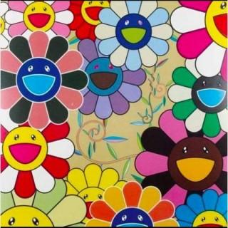 L'oeuvre de Takashi Murakami