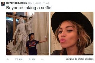 L'incroyable clip de Beyoncé et Jay-Z tourné dans le musée du Louvre