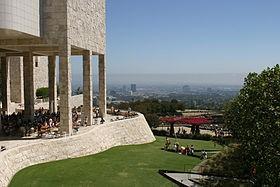Getty Center Los Angeles, un Must