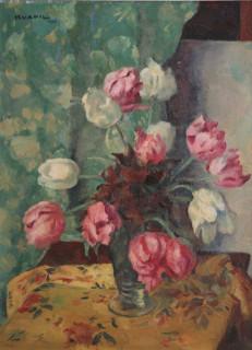 Quizz sur les tableaux de fleurs