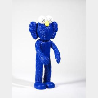 KAWS (1974) - BFF (Blue), 2017 - Figurine en vinyle peint