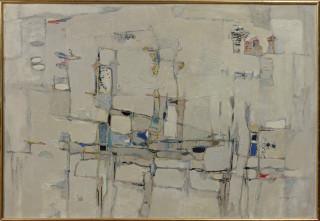 Abdelkader Guermaz, Composition, tableau,
