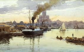 Albert Nikolaïevitch Benois , estimation et valeur des aquarelles