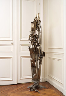 Albert Féraud, exceptionnelle sculpture