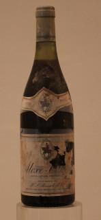 Aloxe Corton vin