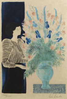 André Brasilier, lithographie, cote, estimation, prix