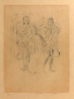 André Dunoyer de Segonzac, estampes