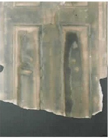 Antoni Tapies, sans titre, 1961
