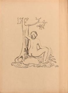 Aristide Maillol, lithographie, vente aux enchères