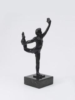 Auguste Rodin, la danse, sculpture