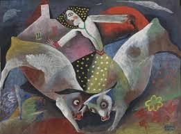 Bela Kadar, cubisme, futurisme, néo-primitivisme, constructivisme