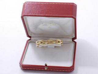 Cartier, bracelet maillon grain de riz