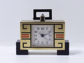 Cartier, pendulette Art déco