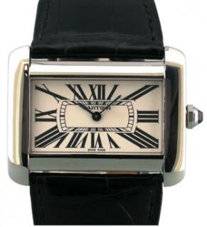 Cartier modèle Divan, expertise et authentification