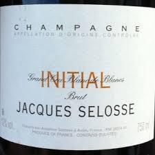 Quelle est la cote du Champagne Selosse ?