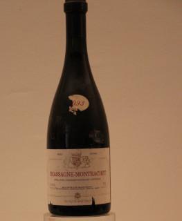 Chassagne Montrachet, 1993, vins