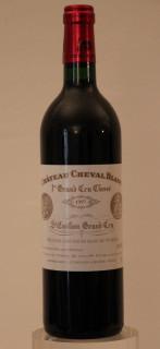 Château Cheval Blanc, vin
