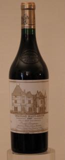 Haut Brion Pessac Leognan, vin