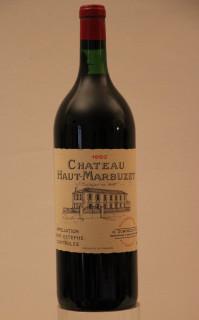 Magnum Haut Marbuzet, vins et alcools