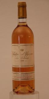 Château d'Yquem, vins