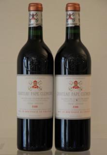 Château Pape Clément, vins et alcools