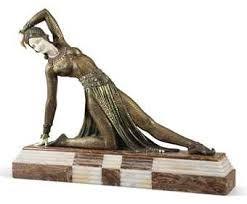 Demeter Chiparus, estimation et expertise des sculptures