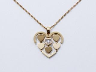 Chopard, happy diamonds, pendentif