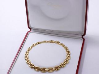 Cartier, collier or grain de riz
