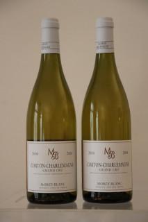 Corton Charlemagne, vins et alcools