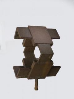 Costa Coulentianos, composition, acier