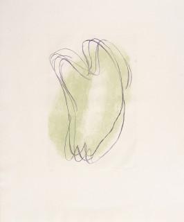 Jean Fautrier, Torse en deux couleurs, vente aux enchères