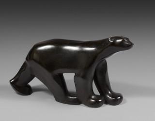 François Pompon, ours, sculpture