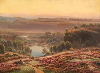 Gaston Anglade, tableau, vente aux enchères