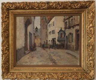 Georges Loftus Noyes, une rue à Paris
