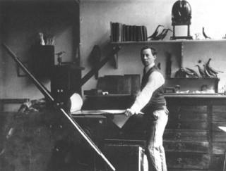 Stanley William Hayter, peintre abstrait nouvelle Ecole de Paris