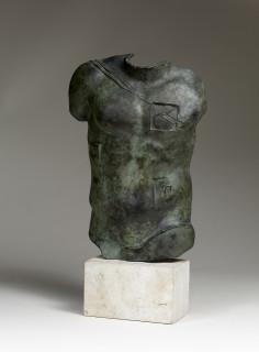 Igor Mitoraj, Persée, bronze