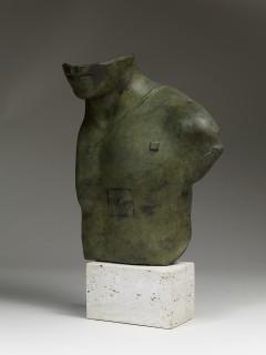 Igor Mitoraj, Aesclepios, bronze