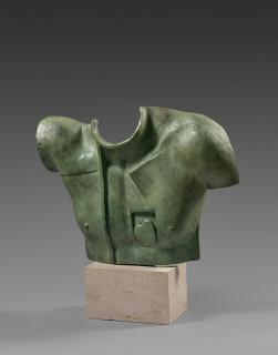 Igor Mitoraj, Helios, sculpture en bronze, vente aux enchères