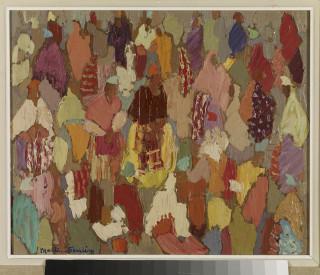 Jac Martin Ferrieres, tableau, cote, estimation, prix