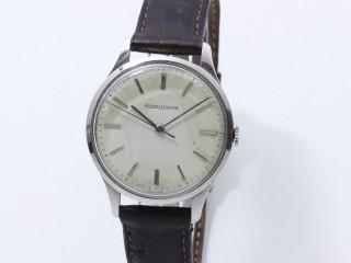 Jaeger Lecoultre, montre bracelet acier, mouvement mécanique