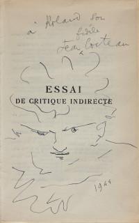 Jean Cocteau, dessin