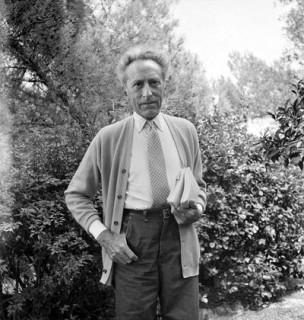 L'âme de Jean Cocteau au coeur de la Côte d'Azur