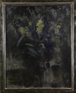 Jean Fautrier, Les Eucalyptus, 1926, huile sur toile 92 x 73 cm