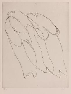 Jean Fautrier, les seins nus, vente aux enchères