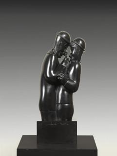 Jean Lambert Rucki, Confidence, bronze