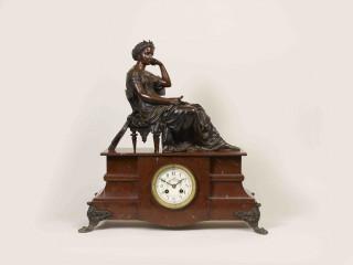 Jean Jules Salmson, femme à l'antique
