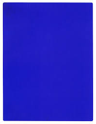 Yves Klein, Anthropométries de l'époque bleue