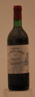 Château La Tour de Bessan, vin